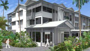 Airlie Beach Heart Hotel